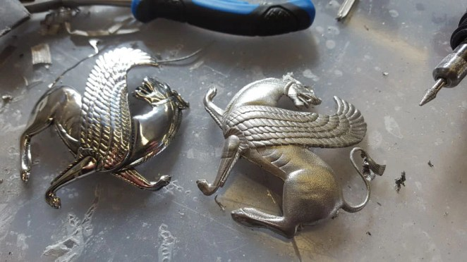 Custom Prototypes Roman helmet