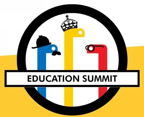 PyCon UK Education Summit logo