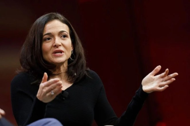 Facebook's Sheryl Sandberg says advertisers are upset about the delays from ensuring their ads aren't from bots or bad actors.
