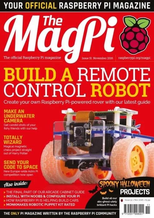 raspberry pi robot