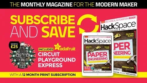 raspberry pi press hackspace magazine