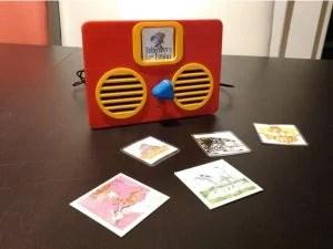 Raspberry Pi 3d-printable radio