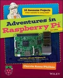 Adventures in Raspberry Pi - Raspberry Pi books