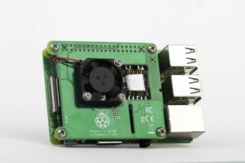 Raspberry Pi PoE HAT Power over ethernet