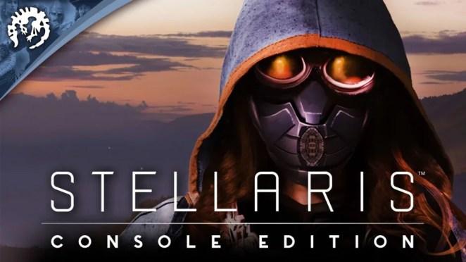 Stellaris Console Edition Hero Image