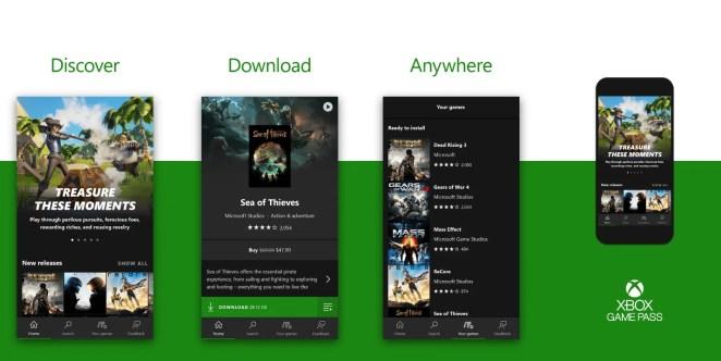 Xbox Game Pass Gamescom 2018