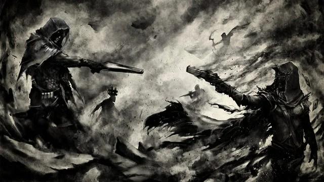 Destiny 2: Forsaken PS4 Theme – Concept