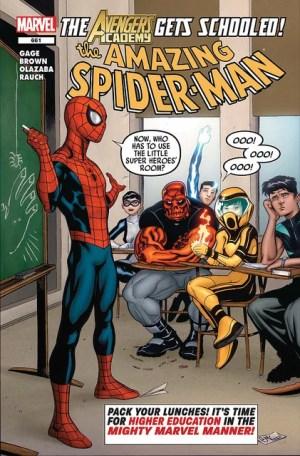 Amazing Spider-Man (1999) #661