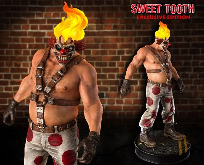 Sweet Tooth Exclusive Edition Statue