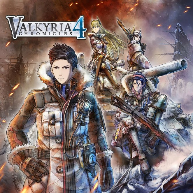 Valkyria 4 Chronicles