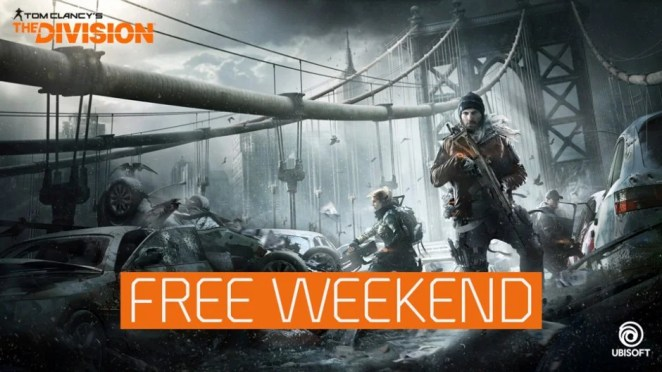 The Division Free Hero Image