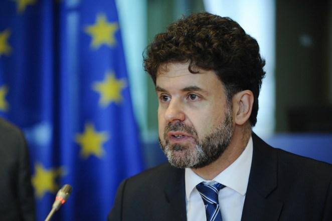 EUDojo 2018 - Cabinet member Manuel Mateo Goyet