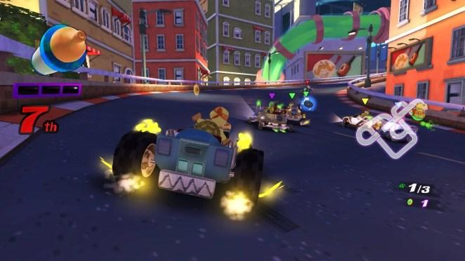 Next Week on Xbox: Nickelodeon Kart Racers