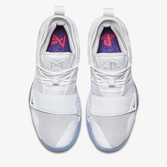 Playstation Paul George's Nike PG 2.5