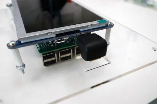 SelfieBot Raspberry Pi Camera