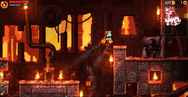 Next Week on Xbox: Steamworld Dig 2