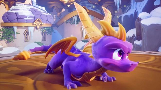Spyro Screenshot