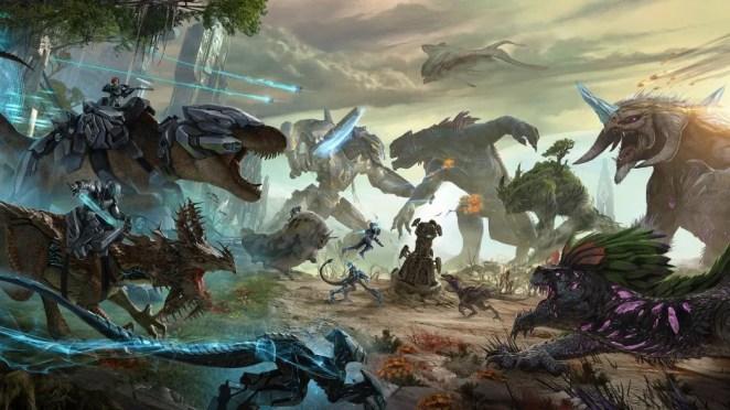 Ark: Extinction Hero Image
