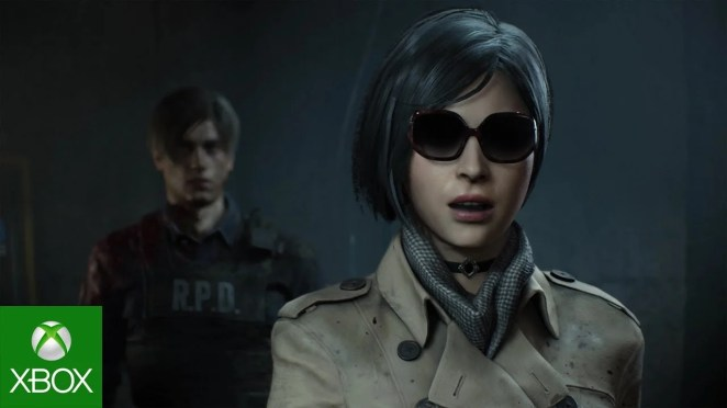 Video forA Look Ahead: Resident Evil 2