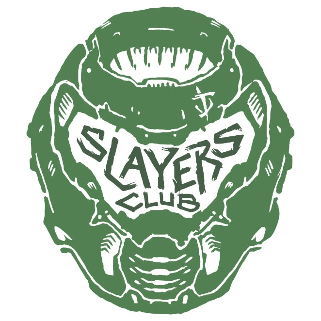Slayers Club logo