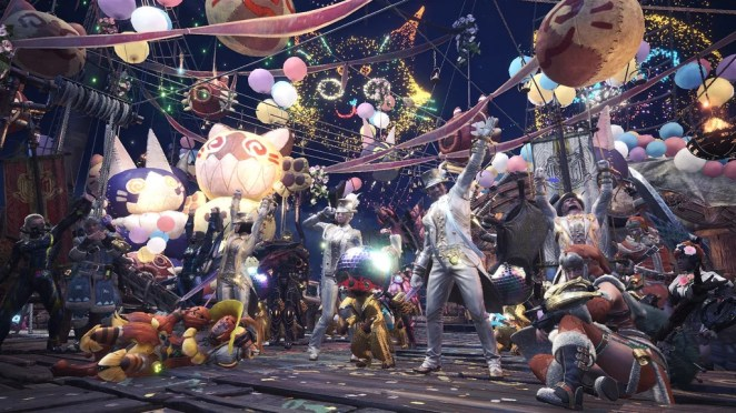 Monster Hunter World Appreciation Fest