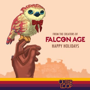 Outer Loop Games - Falcon Age
