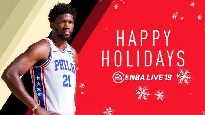 EA - NBA Live 19
