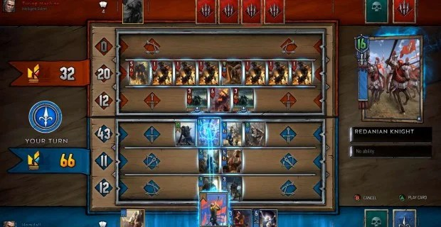 Next Week on Xbox: Gwent