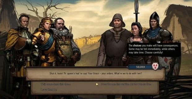 Next Week on Xbox: Thronebreaker