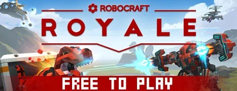 Now Available on Steam Early Access - Robocraft Royale