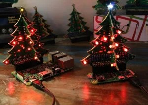 Pi Hut LED Xmas Tree