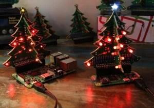Pi Hut LED Xmas Tree