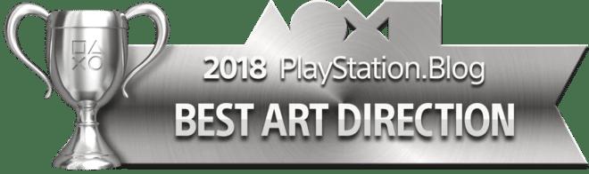 Best Art Direction - Silver