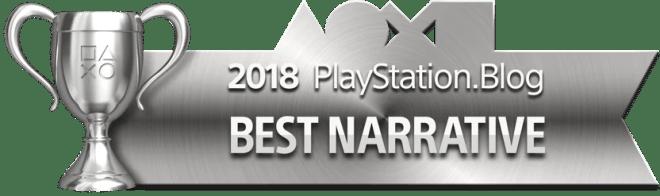 Best Narrative - Silver