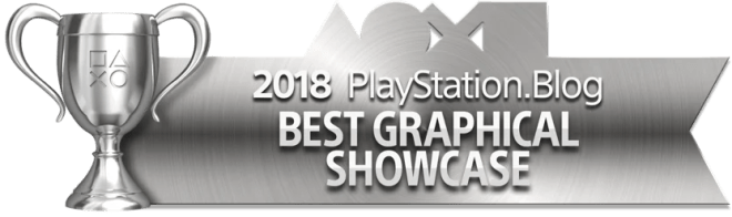 Best Graphical Showcase - Silver