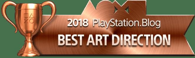 Best Art Direction - Bronze