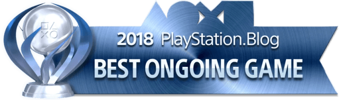 Best Ongoing Game - Platinum