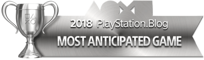 Most Anticipated Game - Silver