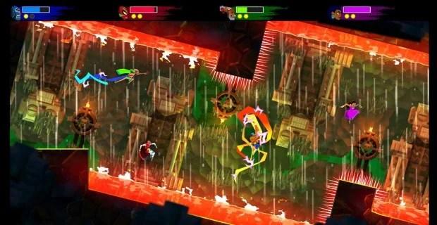 Next Week on Xbox: Guacamelee! 2