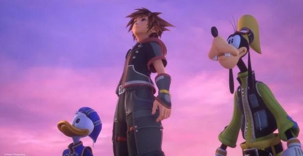 Next Week on Xbox: Kingdom Hearts III