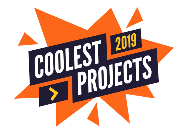 Coolest Projects 2019 Logo