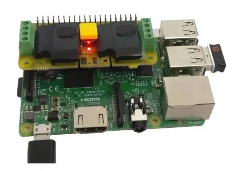 Raspiaudio HAT for Raspberry Pi