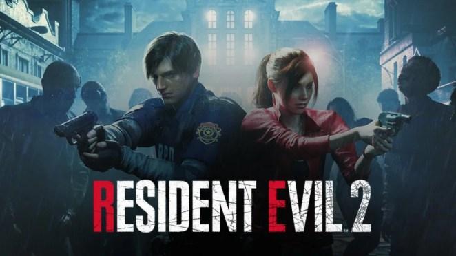 Resident Evil 2 Hero Image