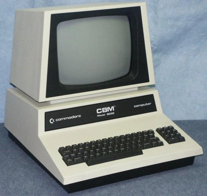 Commodore PET model 8032