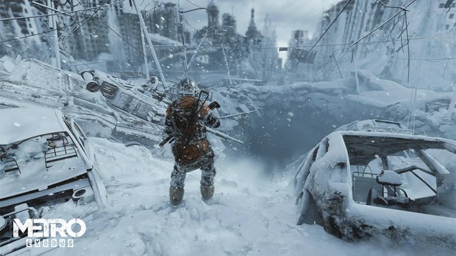 Metro Exodus Preview image