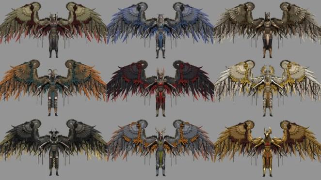God of War: Valkerie Lineup