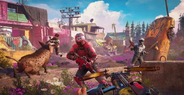Next Week on Xbox: Far Cry New Dawn