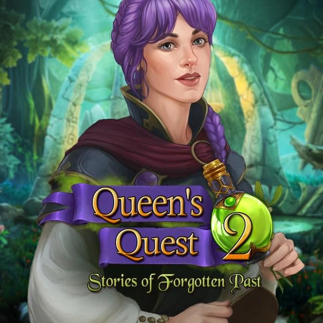 Queen's Quest 2: Stories of Forgotten Past