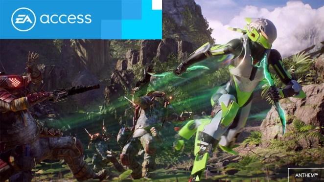 Anthem EA Access Hero Image