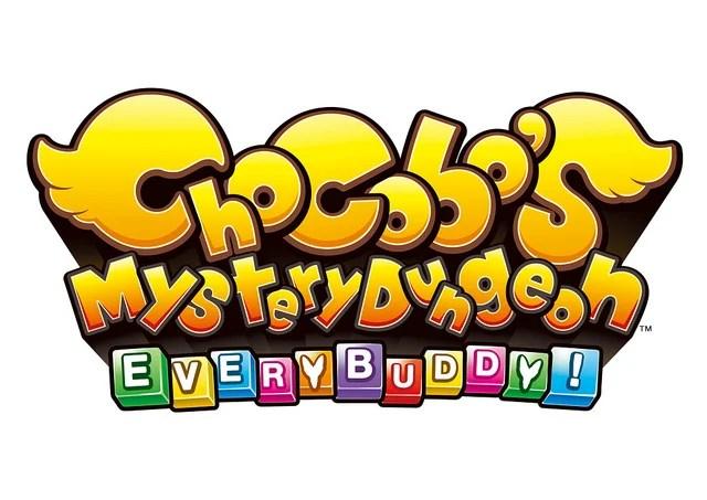 Chocobo's Mystery Dungeon EVERY BUDDY!